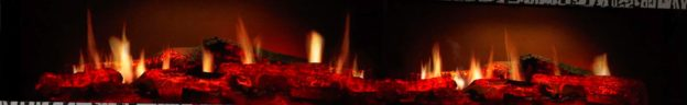 Opti-V Electric Fire