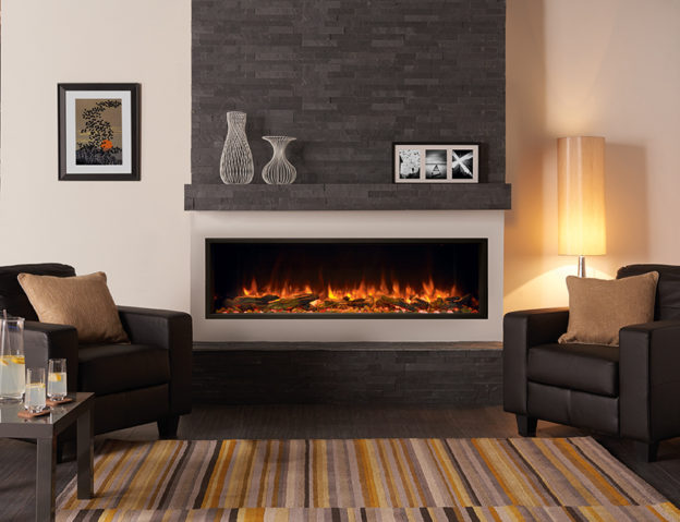 E-Reflex Electric Fire