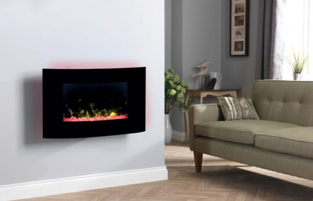 Artesia Electric Fire