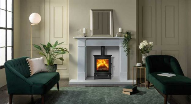 Stovax Chesterfield 5 Stove
