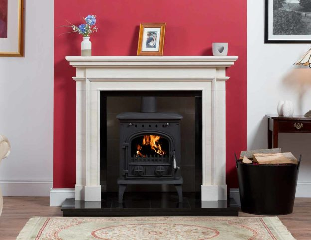Grenoble Fireplace