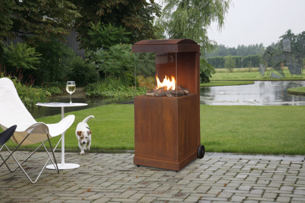 The Buzz Outdoor Fire