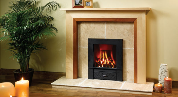 Stovax Copenhagen Wood Fireplace