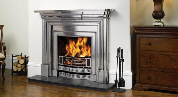 Stovax Georgian Cast Iron Fireplace