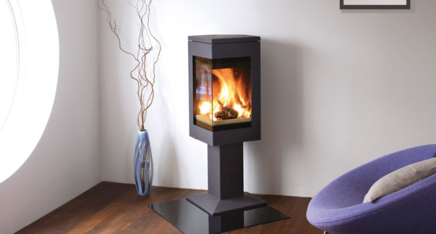 Nordpeis Quadro Wood Burning Stove